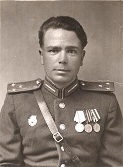Мальцев Валериан Иванович